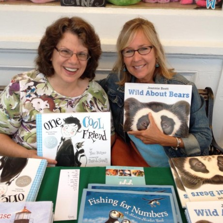 Book Signing with Jeannie Brett and Toni Buzzeo