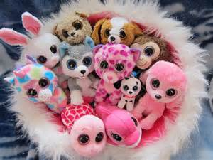Stuffed Animals/Toys