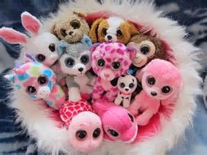 Stuffed Animals/Toys